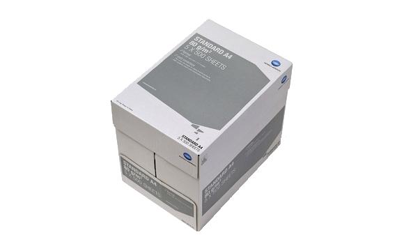 Konica Minolta Standard A4 - 3 kartony