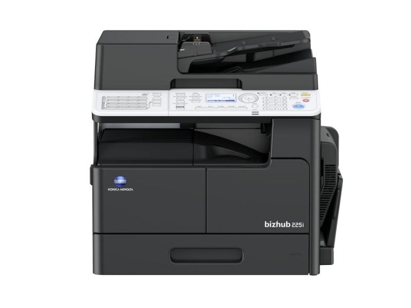 Konica Minolta bizhub 225i Set1 - černobílá laserová multifunkční tiskárna A3