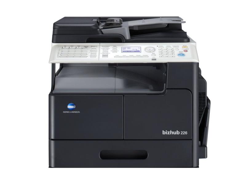 Konica Minolta bizhub 226 černobílá laserová multifunkční tiskárna A3 POUŽITÉ ZAŘÍZENÍ