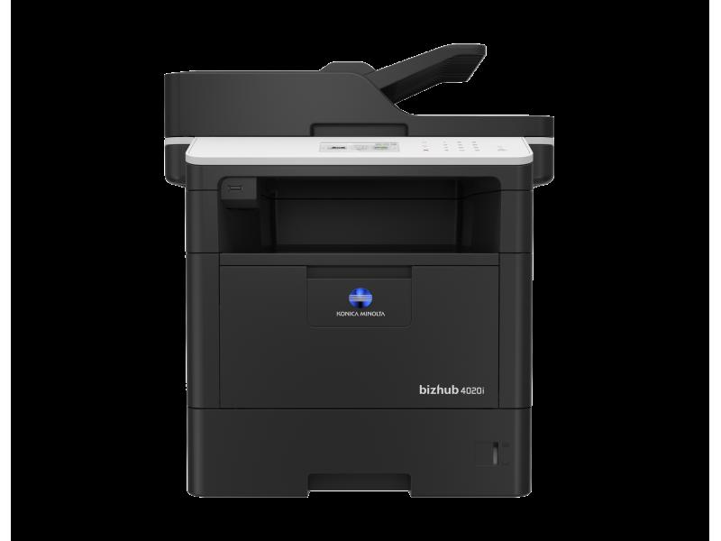 Konica Minolta bizhub 4020i - černobílá laserová multifunkční tiskárna