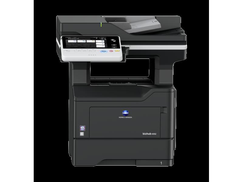 Konica Minolta bizhub 4052 - černobílá laserová multifunkční tiskárna