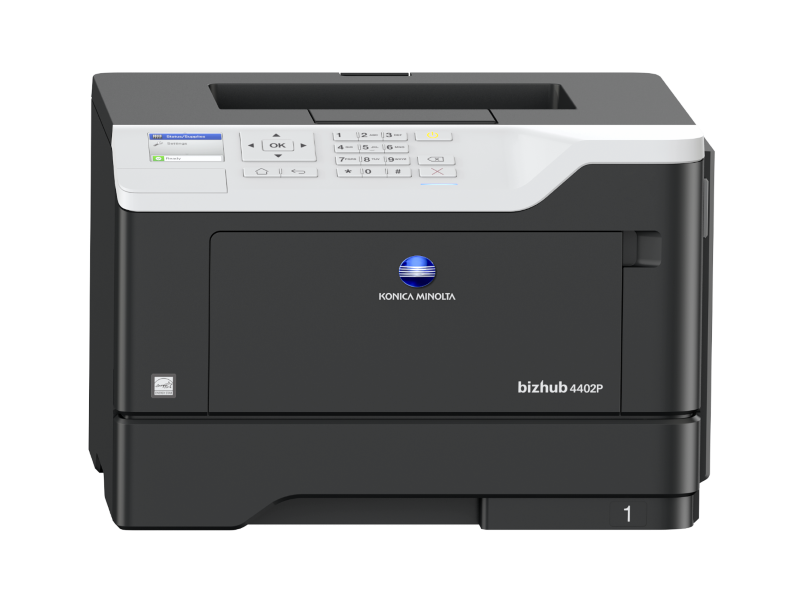 Konica Minolta bizhub 4402P - černobílá laserová tiskárna