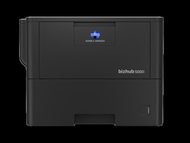 Konica Minolta bizhub 5000i - černobílá laserová tiskárna