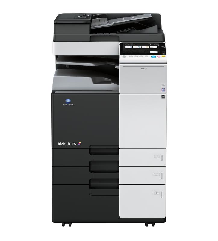 Konica Minolta bizhub C258 - barevná laserová multifunkční tiskárna - REPASOVANÝ STROJ