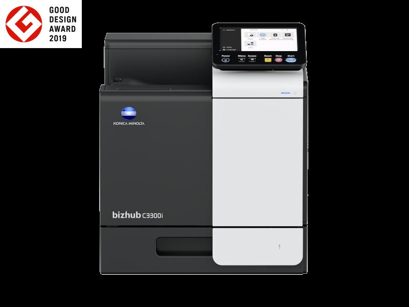 Konica Minolta bizhub C3300i - barevná laserová tiskárna