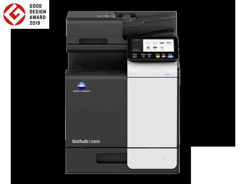 Konica Minolta bizhub C3320i - barevná laserová multifunkční tiskárna