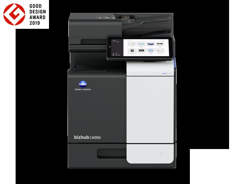 Konica Minolta bizhub C4050i - barevná laserová multifunkční tiskárna