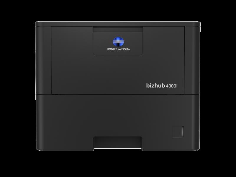 Konica Minolta bizhub 4000i - černobílá laserová tiskárna