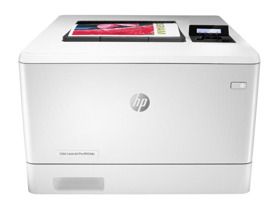 HP Color LaserJet Pro M454dn - tiskárna barevná