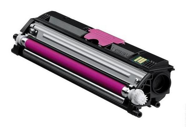 Toner purpurový Konica Minolta pro Magicolor 24xx/25xx (A00W231) - 1500 stran