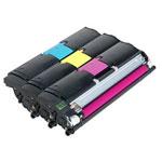 Toner sada barvy CMY Konica Minolta pro Magicolor 2400/2430/2450/2480/2490/2500W/2530/2550/2590 (A00W012) - 4500 stran